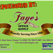 Faye's Office Supply sponsored the 2014, 2015, 2016, and 2017 Contests.